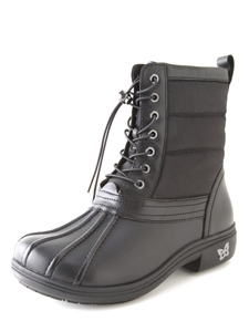 Alegria Stormy Black Napa womens leather comfort boot on sale