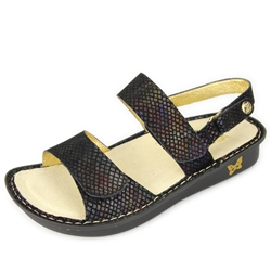 Alegria Verona Gemboree womens leather comfort sandal