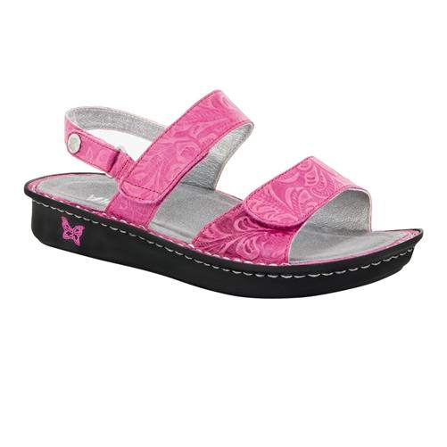 Alegria Verona Dolly Fuchsia On Sale Now Sandals