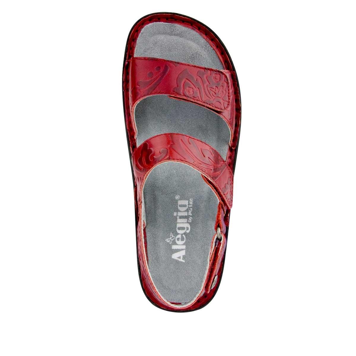 Alegria Verona Yeehaw Red Sandals Shop Alegria