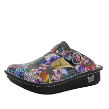 Alegria Classic Bubblish womens open back clog