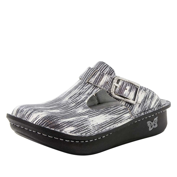 Alegria Classic Wrapture womens open back clog