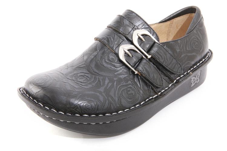 alegria alli black silver alegria shoe experts