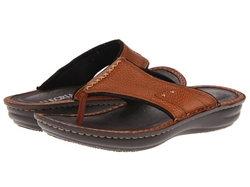 Alegria Men's Aruba Cognac Pull Up
