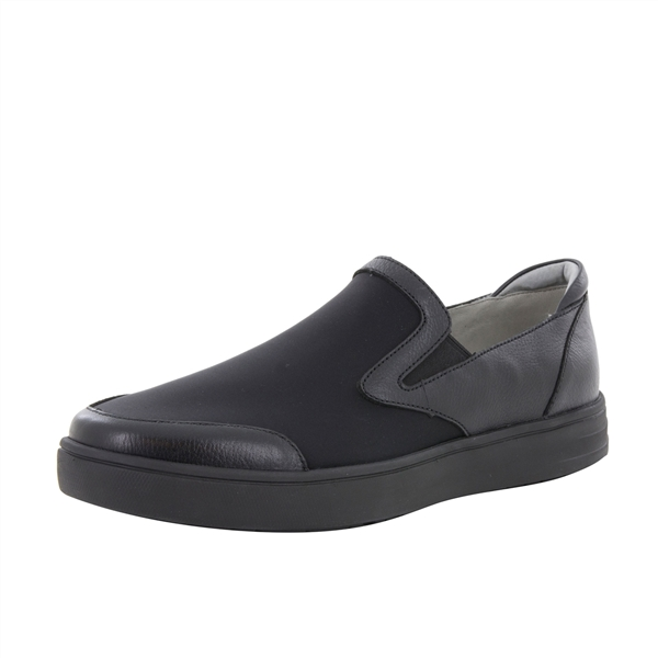 Alegria Men's Bender Black Mix