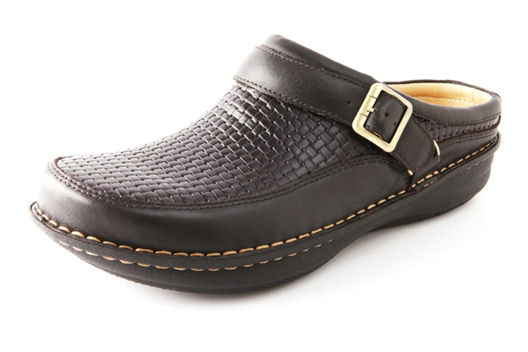 Mens Open Back Shoes
