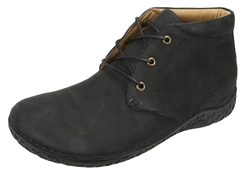 Alegria Men's Jake Black Nubuck