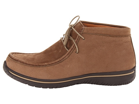 87ee1c0fc1aa Men s Packard Taupe Nubuck - Alegria Shoes