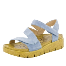 Alegria Anah Dusty Blue comfort sandals for women
