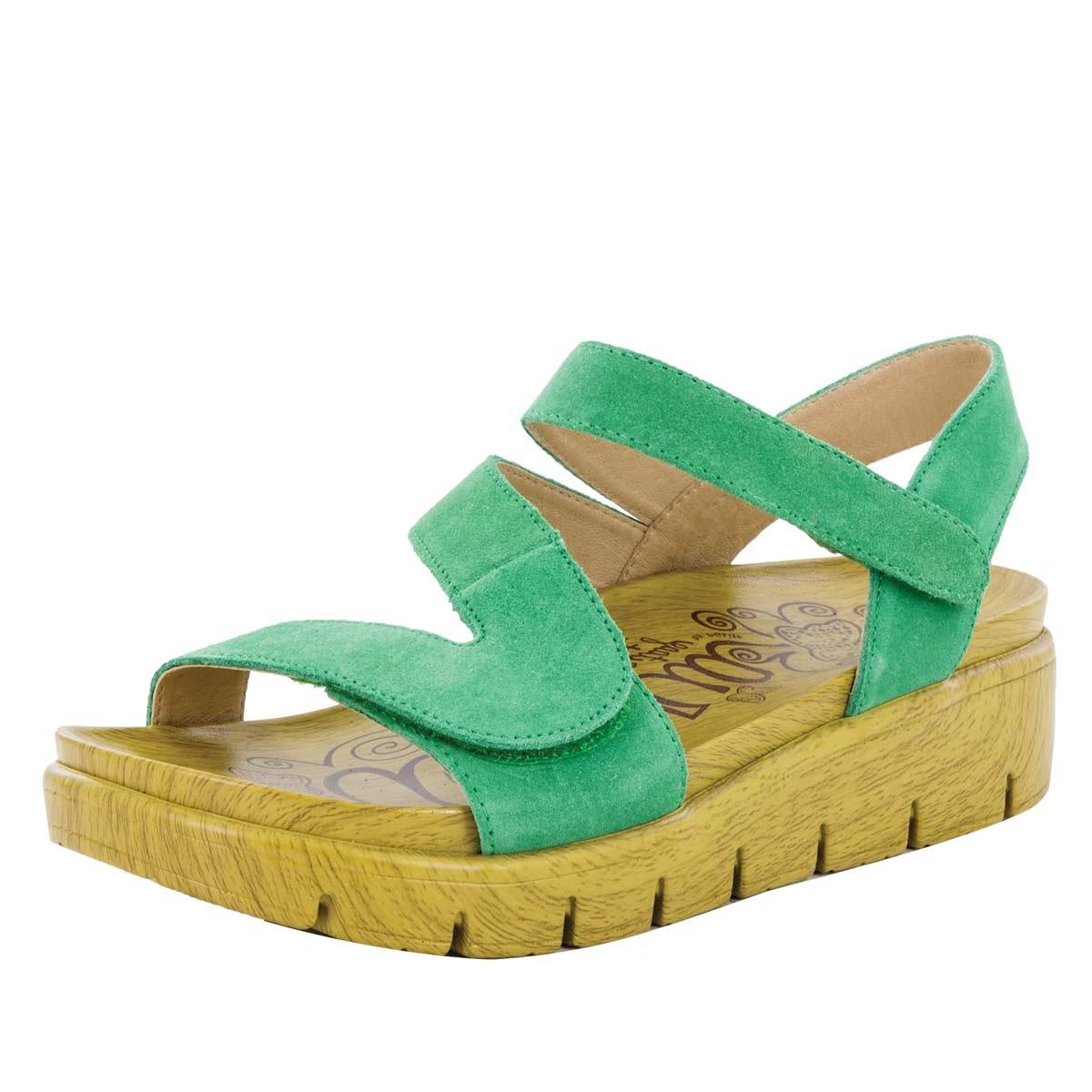 Alegria Shoes - Anah Pear