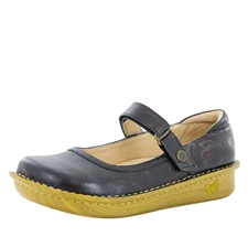 Alegria Belle Tidal leather womens mary jane comfort shoe