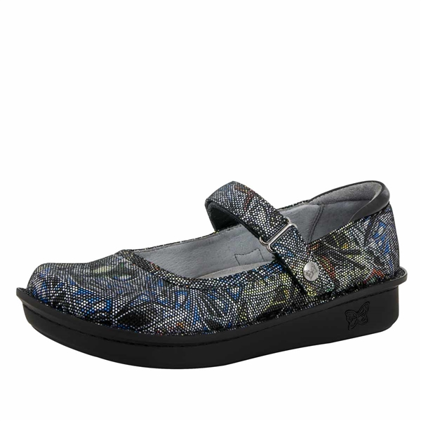 Alegria Belle Totem leather womens mary jane comfort shoe