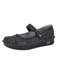 Alegria Belle Ric Rack leather womens mary jane comfort shoe