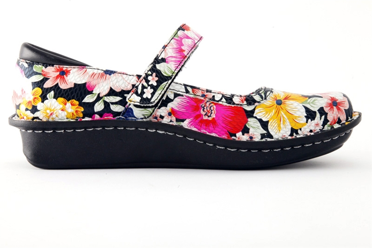 Alegria Shoes Belle Happy Snake