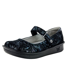 Alegria Belle Slickery leather womens mary jane comfort shoe