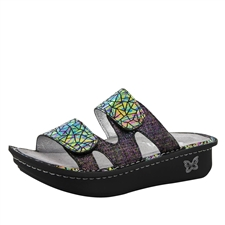 Alegria Camille Tectonic women's comfort sandal