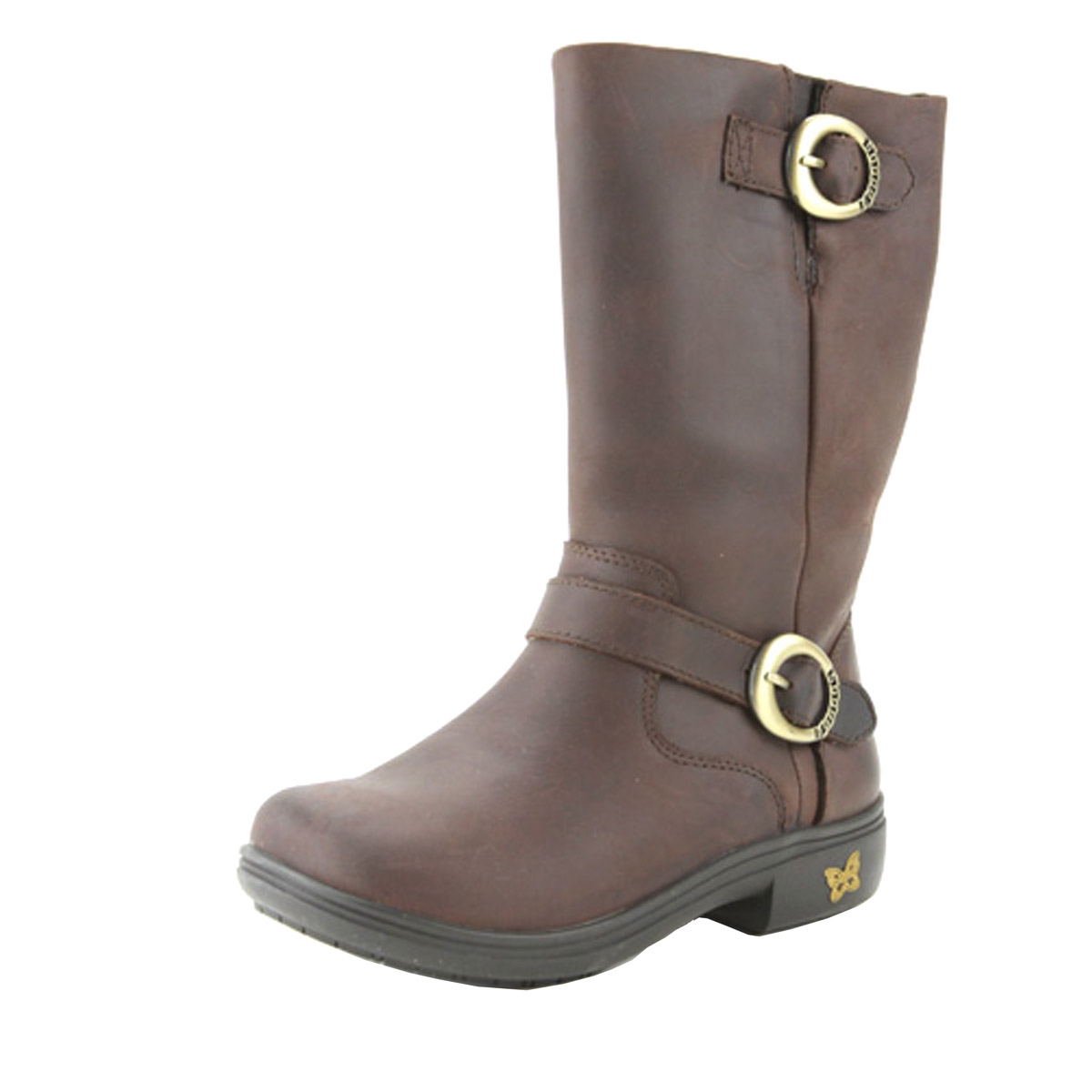 Women's Mid Calf Boots For Sale Alegria Cami Gravy Pull Women Up CAM 602 Cheap Sale