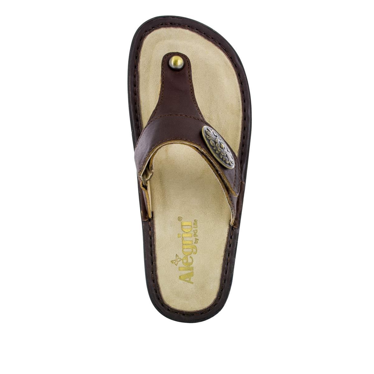 f46cd0448996 Carina Hickory Sandal - Alegria Shoes