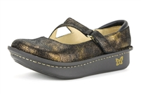 Alegria Dayna Gold Multi womens professional nursing shoe on sale
