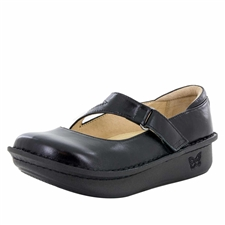 Alegria Dayna Jet Luster mary jane shoes for women