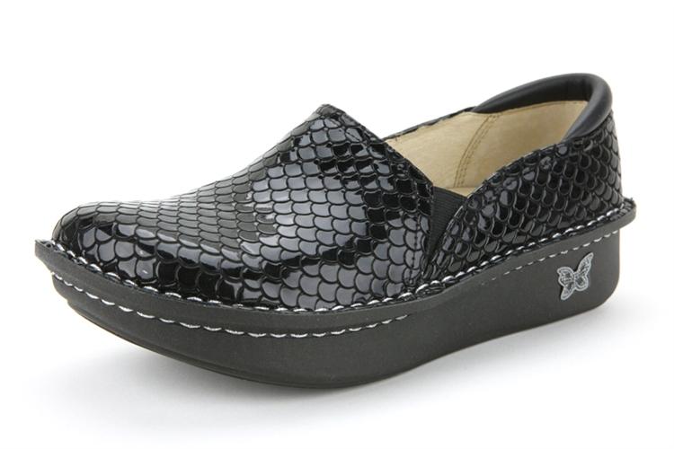 02a5c360dfb Alegria Debra Black Droplet. Features: Alegria Professional Nursing Shoe