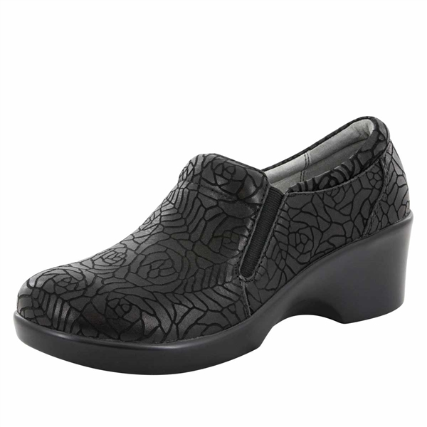 Alegria Eryn Floral Notes stain resistant comfort shoes for women
