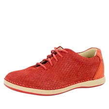 Alegria Essence Cherry slip resistant athletic shoe for women