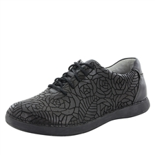 Alegria Essence Floral Notes slip resistant athletic shoe for women