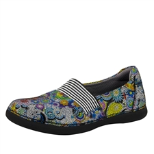 Alegria Glee Hippie Chic Dottie slip resistant comfort flats for women
