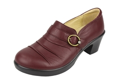 Alegria Halli Carmenere dress loafers for women