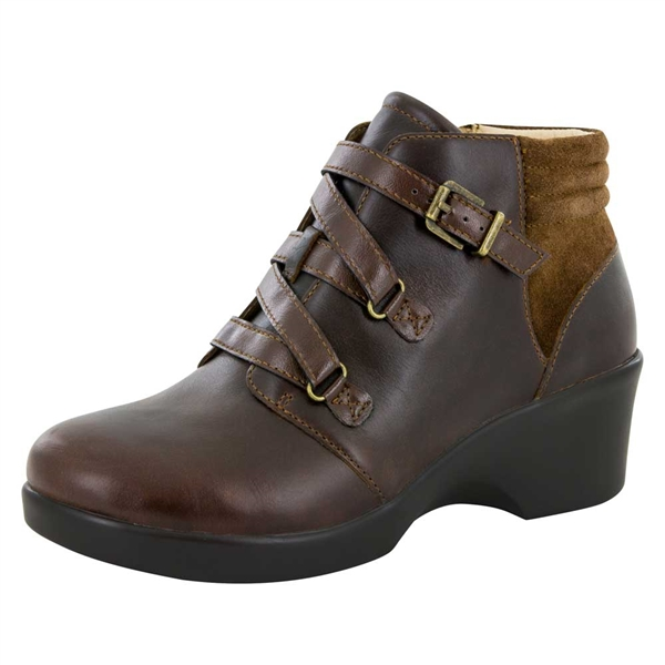 Alegria Indi Hickory dress bootie