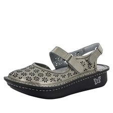 Alegria Jemma Pewter Easy Sandal shoes for women