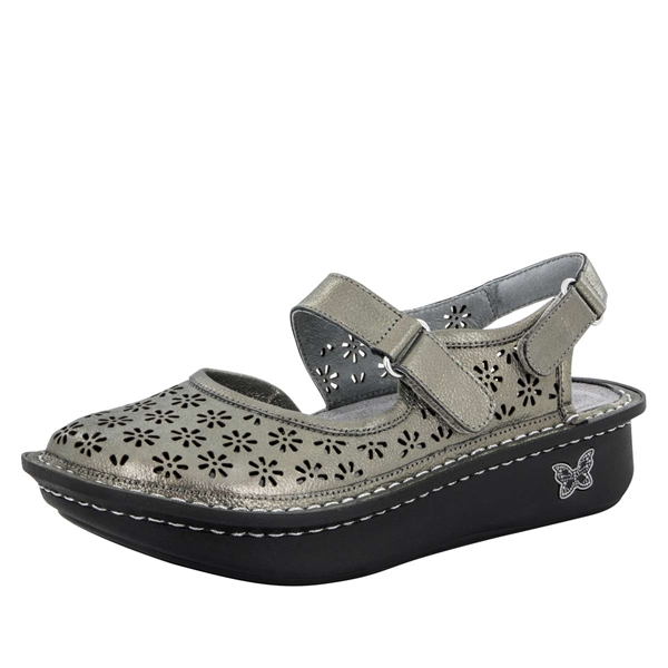 Alegria Jemma Pewter Easy