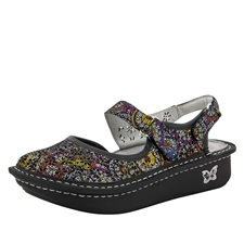 Alegria Jemma Spiro Multi Sandal shoes for women