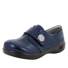 Alegria Joleen Dusk stain resistant comfort shoes for women with buckle closure