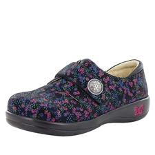 Alegria Joleen Sweetums stain resistant comfort shoes for women with buckle closure
