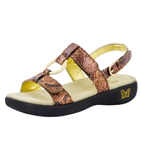 Alegria Julie Riches womens comfort sandal