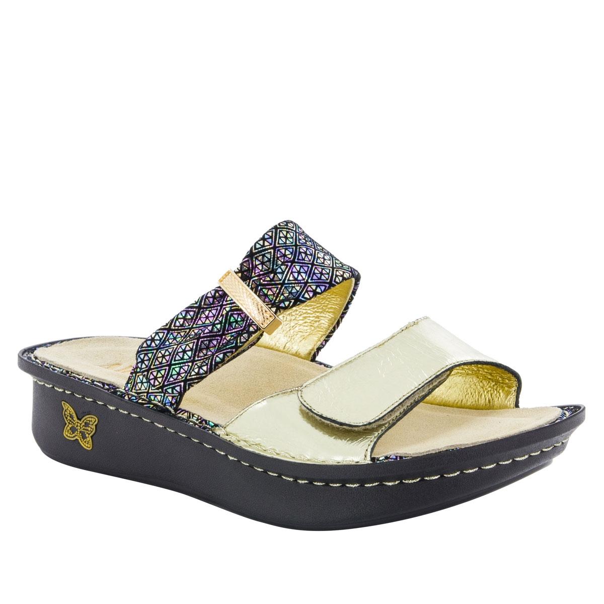 Karmen Diamonds Forever Sandals Alegria Shoes