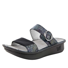 Alegria Keara Glimmer Glam comfort sandals for women
