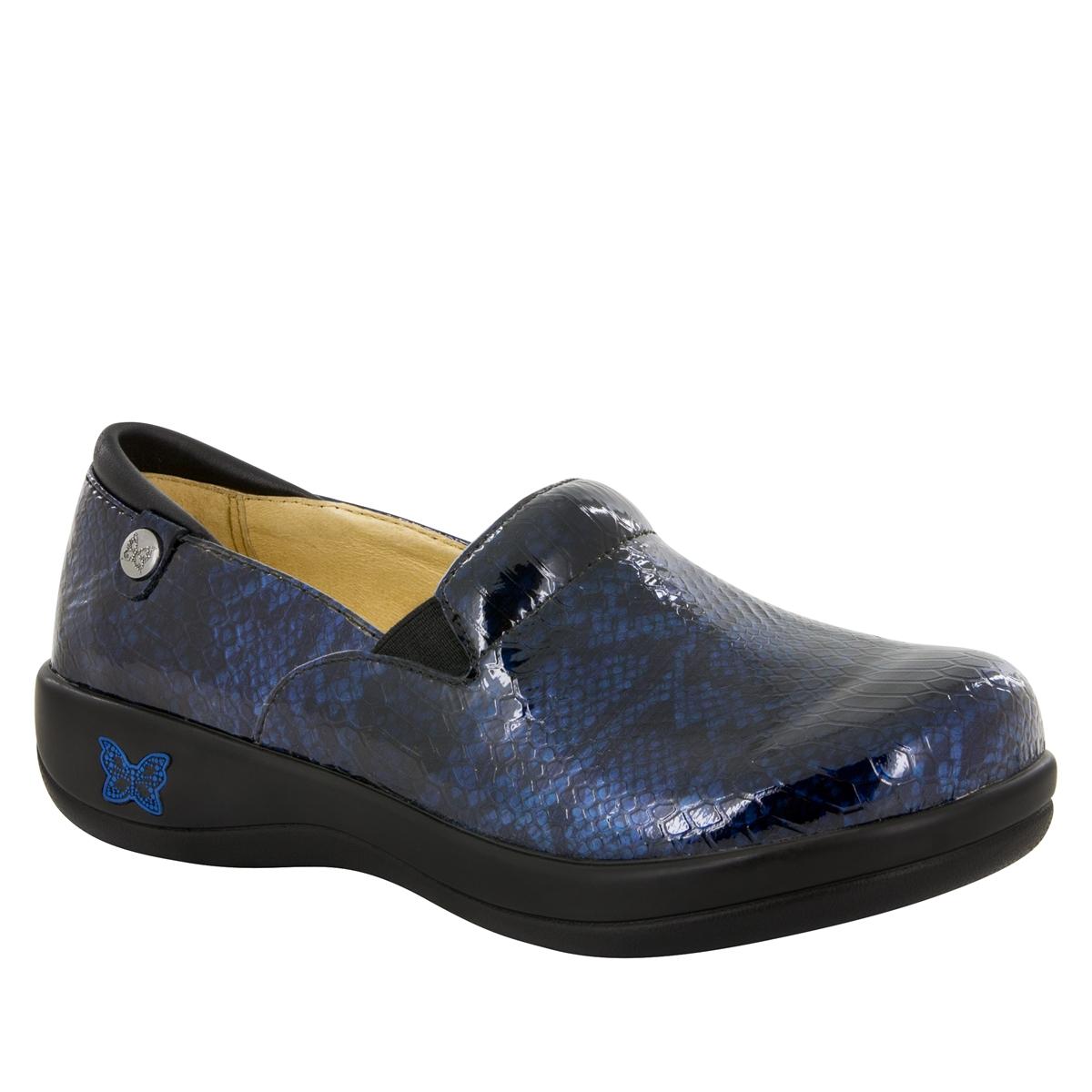 Alegria Shoes Keli Pro Sapphire Snake