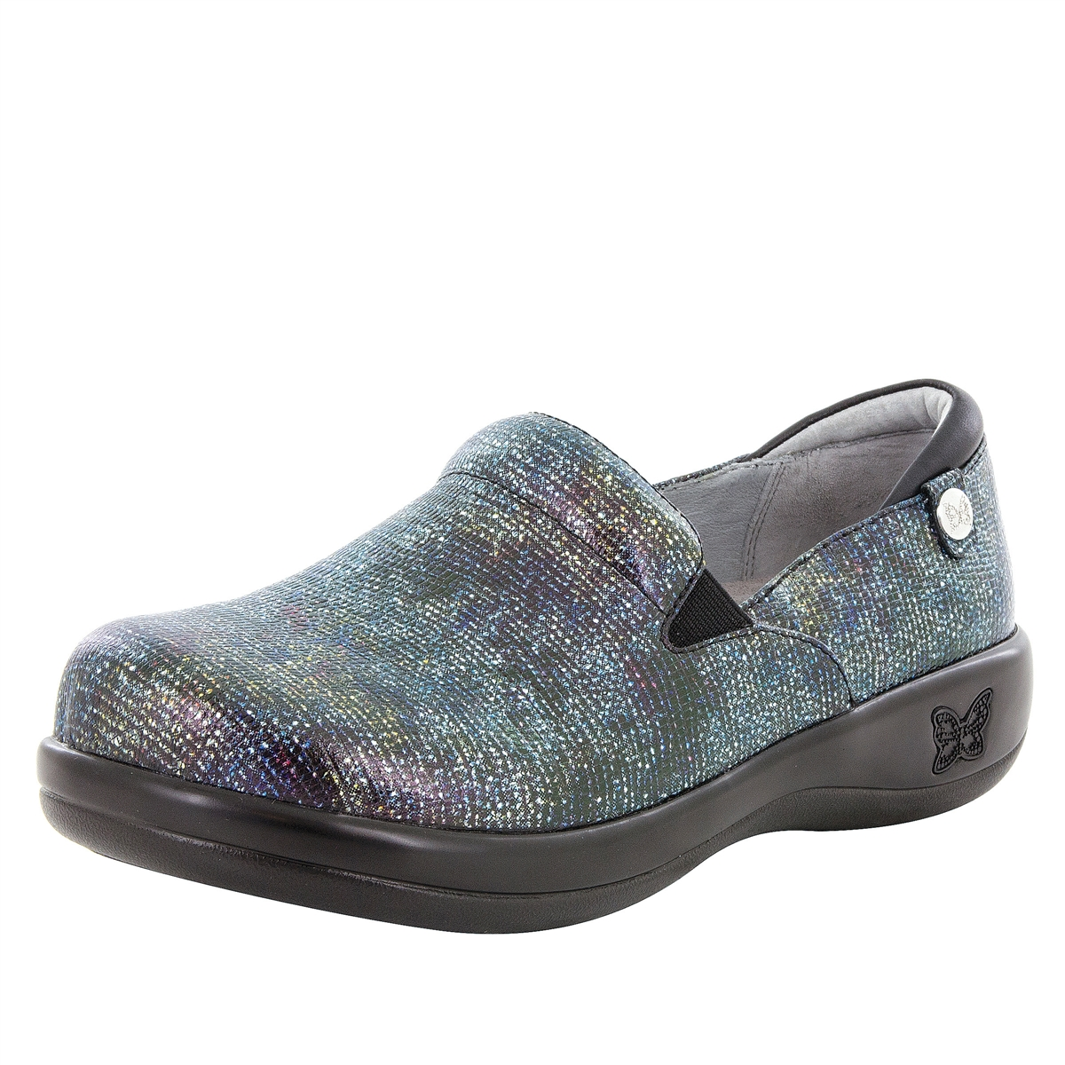 Alegria Keli Glimmer Glam womens comfort shoe. View Larger Photo Email ...