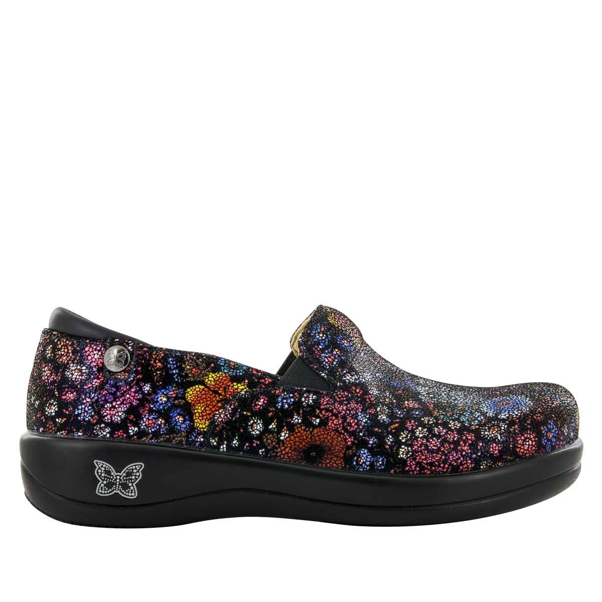 Alegria Shoes Keli Pro Midnight Garden