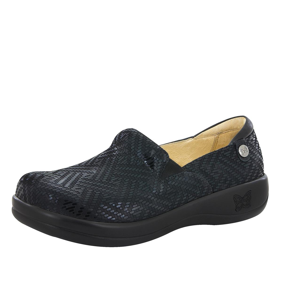 Alegria Keli PRO Black Dazzler womens comfort nursing shoe · View Larger  Photo Email ...