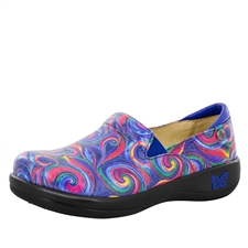 Alegria Keli PRO Swirly Goodness comfort loafer for women