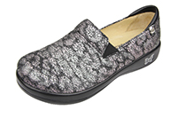 Alegria Keli Onyx Fizz comfort loafer for women