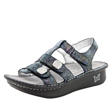 Alegria Kleo Glimmer Glam comfort sandals for women