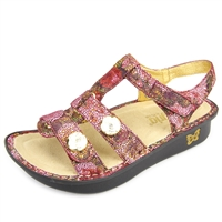 Alegria Kleo Pleasant Garden comfort sandals for women