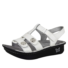 Alegria Kleo Pearl Rose comfort sandals for women
