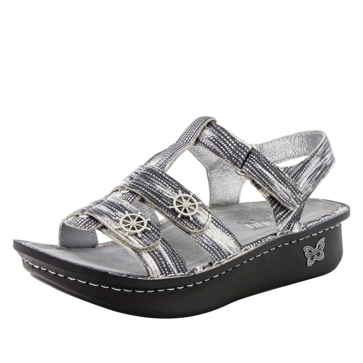 4fce97f9546 Kleo Wrapture Sandal - Alegria Shoes