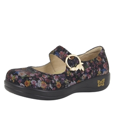 Alegria Kourtney Garland stain resistant comfort mary jane shoes for women